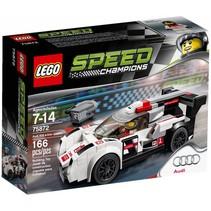 75872 Speed Champions Audi R18 e-tron quattro