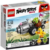 75821 Angry Birds Piggy auto-ontsnapping