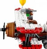 LEGO 75822 Angry Birds Piggy vliegtuigaanval