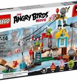 LEGO 75824 Angry Birds Pig City sloopfeest