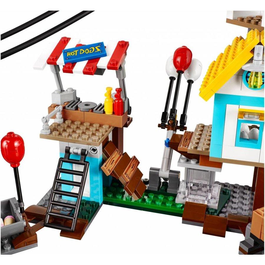 75824 Angry Birds Pig City sloopfeest