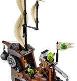 LEGO 75825 Angry Birds Piggy piratenschip