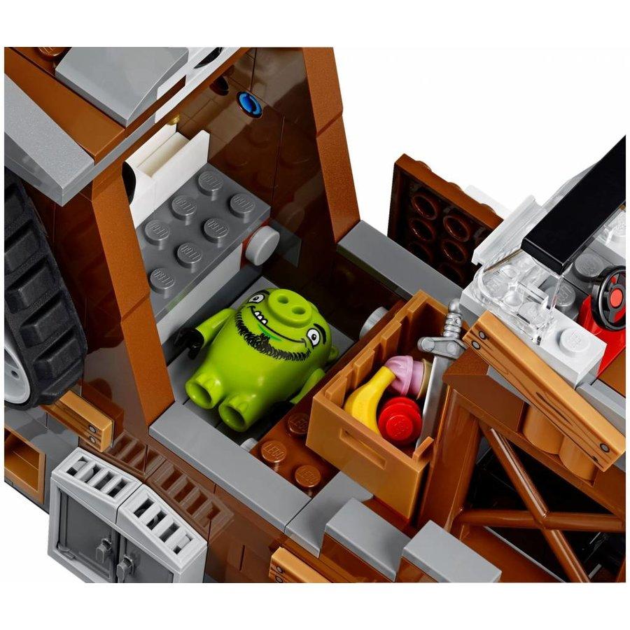 75825 Angry Birds Piggy piratenschip