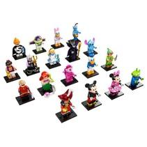 71012 Minifiguren Disney Series - Complete serie