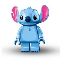 71012-1: Minifiguren Disney Stitch