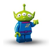 LEGO 71012-2: Minifiguren Disney Alien