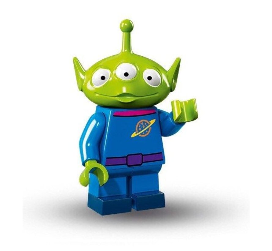 71012-2: Minifiguren Disney Alien