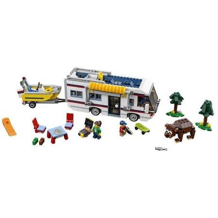LEGO 31052 Creator Vakantieplekjes