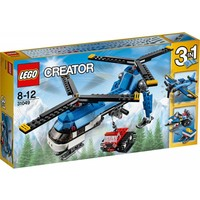 31049 Creator Dubbel-rotor Helicopter