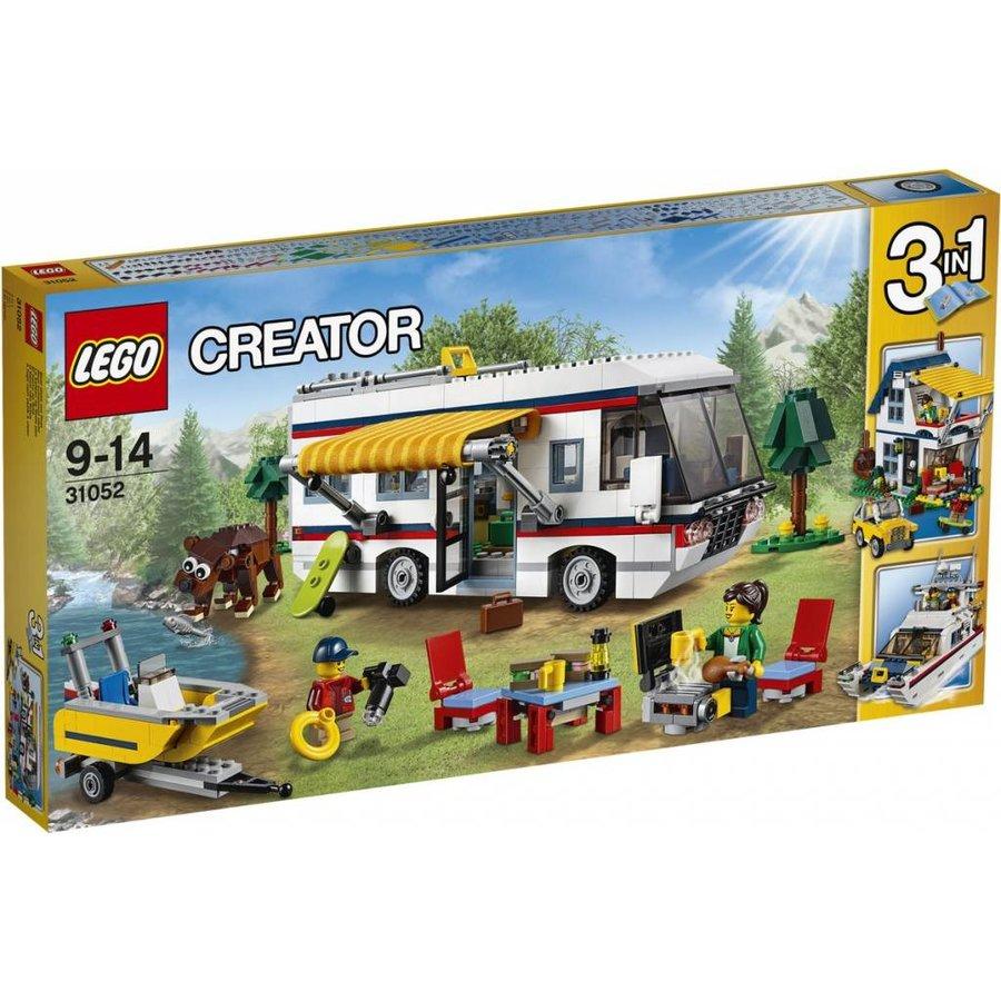 31052 Creator Vakantieplekjes