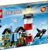 LEGO 31051 Creator Vuurtorenkaap
