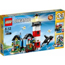 31051 Creator Vuurtorenkaap