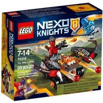 70318 Nexo Knights De Globwerper