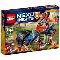 70319 Nexo Knights Macys donderknots
