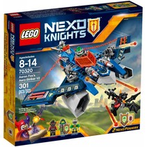 70320 Nexo Knights Aaron Fox