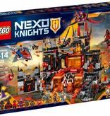 LEGO 70323 Nexo Knights Jestros vulkaanbasis