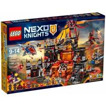 70323 Nexo Knights JestroÌ´åÇs vulkaanbasis
