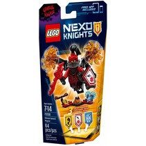 70338 Nexo Knights Ultimate Generaal Magmar