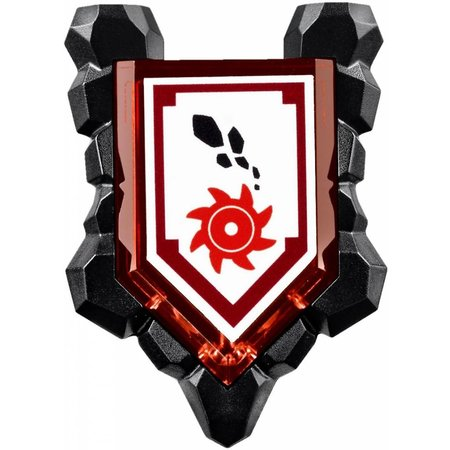 LEGO 70338 Nexo Knights Ultimate Generaal Magmar