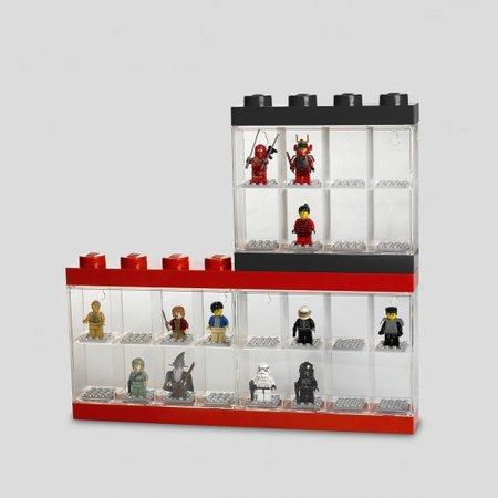 LEGO Specials Minifiguren Display rood 16