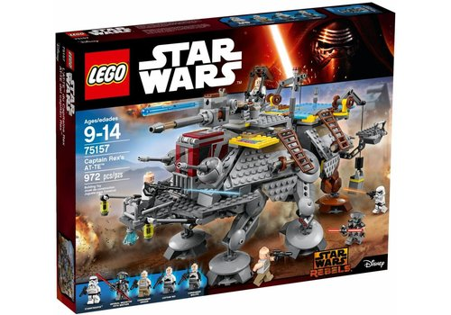 75157 Star Wars Captain Rex's AT-ET