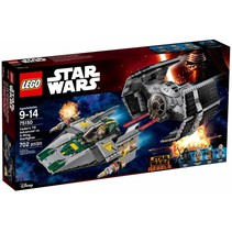 75150 Star Wars Darth Vaders tegen A-Win