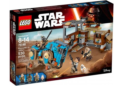 75148 Star Wars Encounter on Jakku
