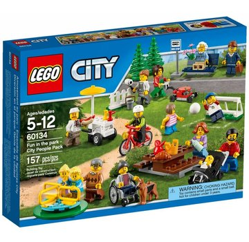 LEGO 60134 City Plezier in 't Park