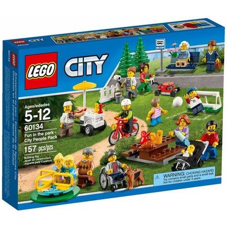 LEGO 60134 City Plezier in 't Park