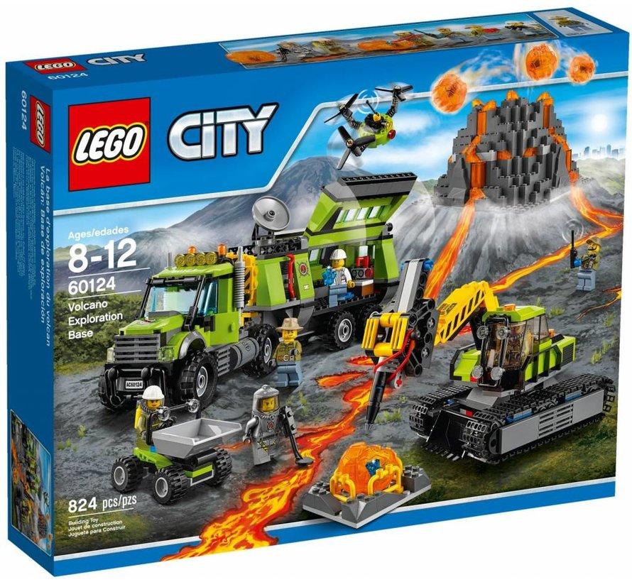 60124 City Vulkaan Onderzoeksbasis
