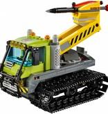 LEGO 60122 City Vulkaan Crawler
