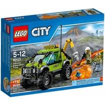 60121 City Vulkaan Onderzoekstruck