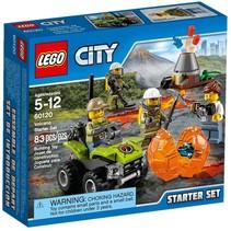60120 City Vulkaan Starterset