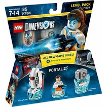 71203 Dimensions Portal 2 Level Pack