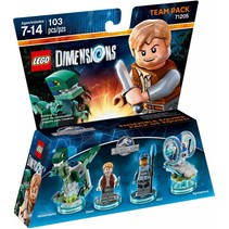 71205 Dimensions Jurassic World Team Pack
