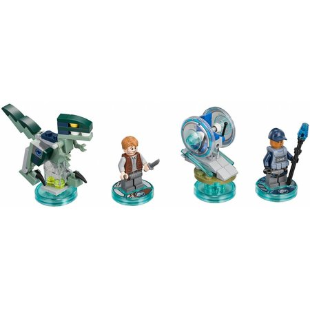 LEGO 71205 Dimensions Jurassic World Team Pack