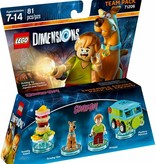 LEGO 71206 Dimensions Scooby-Doo Team Pack