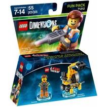 71212 Dimensions Emmet Fun Pack