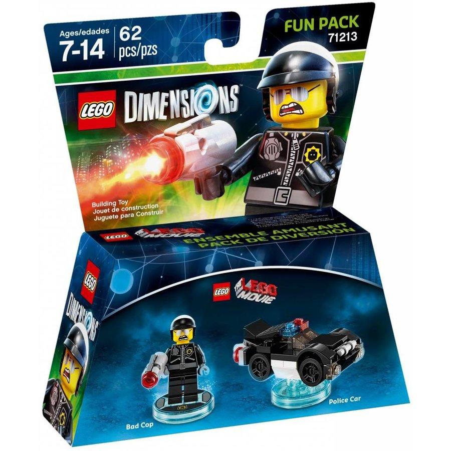 71213 Dimensions Bad Cop Fun Pack