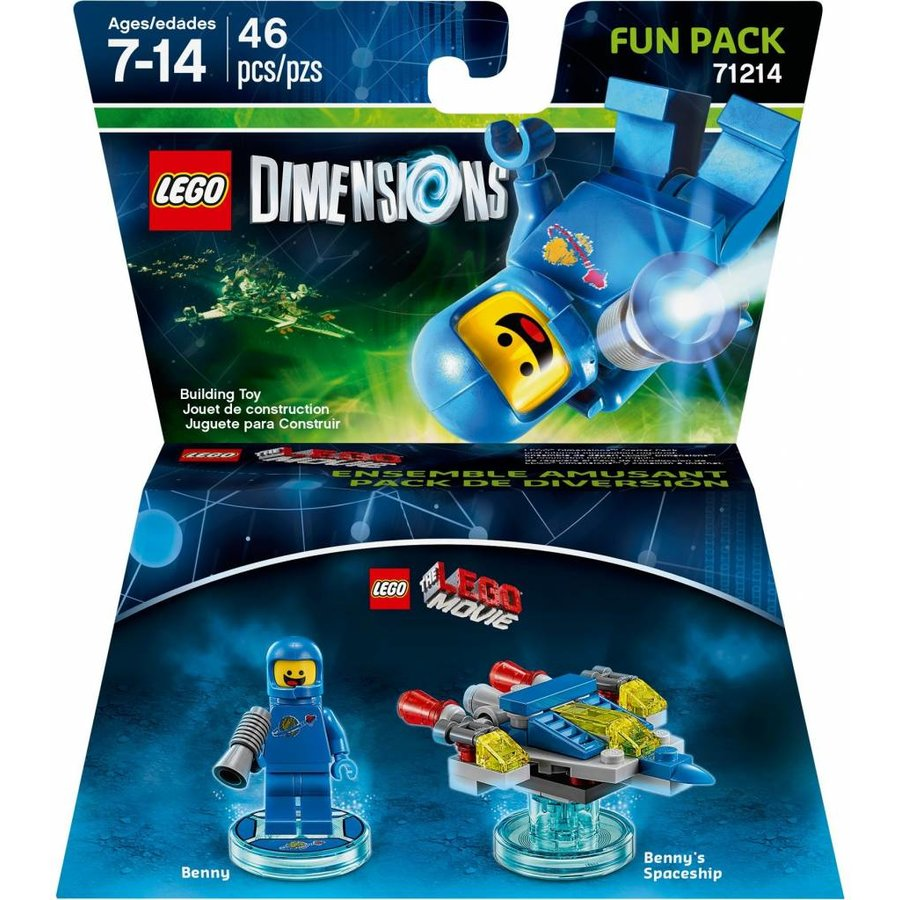 71214 Dimensions Benny Fun Pack
