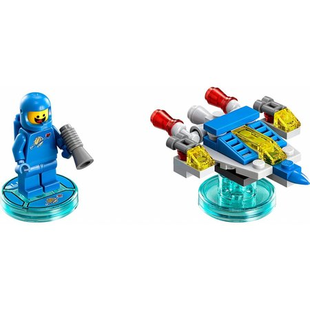 LEGO 71214 Dimensions Benny Fun Pack