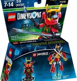 LEGO 71216 Dimensions Ninjago Nya Fun Pack