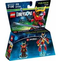71216 Dimensions Ninjago Nya Fun Pack