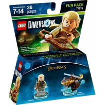 71219 Dimensions Legolas Fun Pack