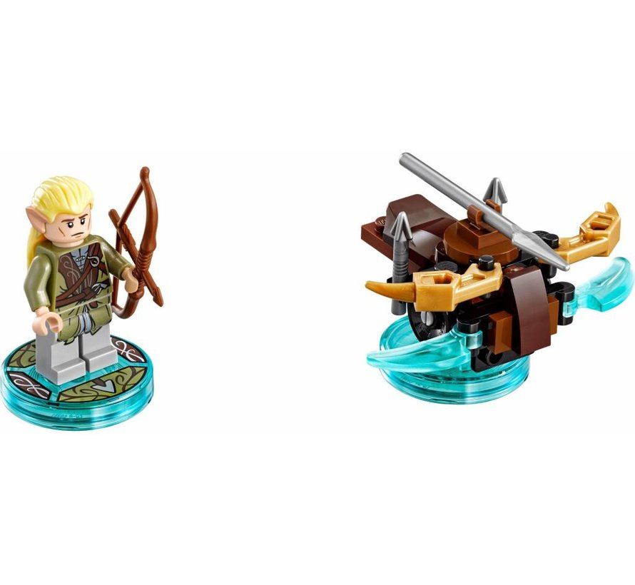 71219 Dimensions Legolas Fun Pack
