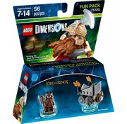 LEGO 71220 Dimensions Gimli Fun Pack