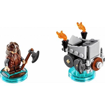 LEGO 71220 Dimensions Gimli Fun Pack
