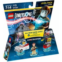 71228 Dimensions Ghostbusters Level Pack