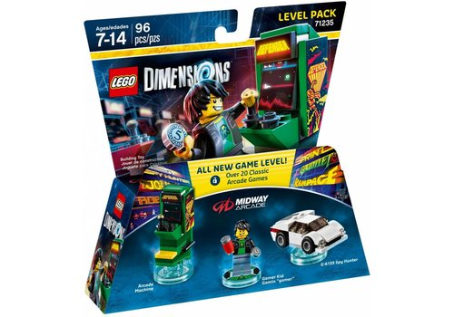 71235 Dimensions Midway Arcade Level Pack