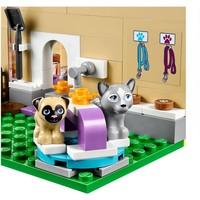 41124 Friends Puppy Dagverblijf